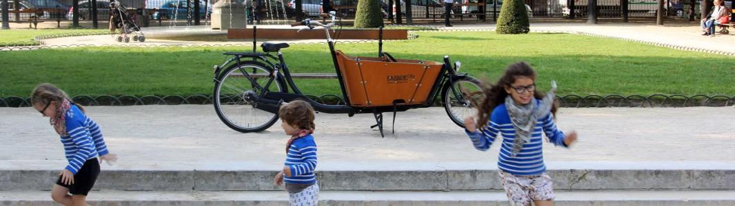 Ook Babboe bakfietsen, tandems en driewielers kunnen wij van trapondersteuning voorzien.